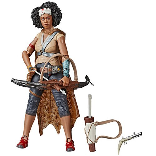 Star Wars The Black Series Jannah 6-Inch Action Figure #98