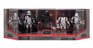 Star Wars: The Force Awakens –  Disney Elite Series Action Figure Gift Set