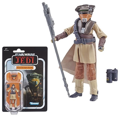 Star Wars The Vintage Collection 3 3/4-Inch Princess Leia Organa (Boushh Disguise) Action Figure
