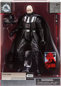 Darth Vader (Unmasked) - Disney Star Wars Elite Series (May the 4th release)