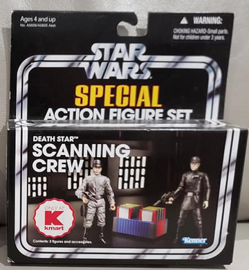 Star Wars The Vintage Collection - Death Star Scanning Crew