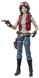 Star Wars The Black Series Doctor Aphra 6-inch Action Figure