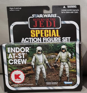 Star Wars The Vintage Collection - Endor AT-ST Crew