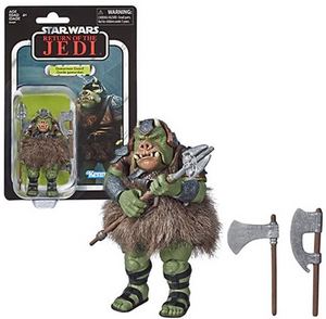 Star Wars The Vintage Collection Gamorrean Guard 3 3/4-Inch Action Figure - Exclusive