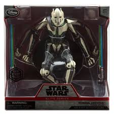 General Grievous (Very Rare) - Disney Star Wars Elite Series (1st release)