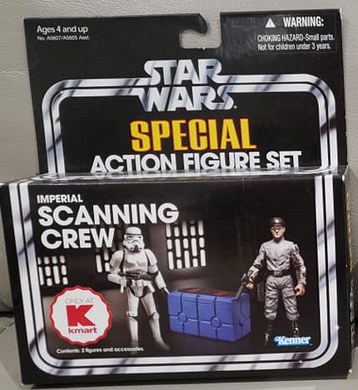 Star Wars The Vintage Collection - Imperial Scanning Crew