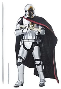 Star Wars The Black Series Captain Phasma 6-inch Action Figure