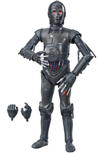 Star Wars The Black Series 0-0-0 (Triple Zero) 6-inch Action Figure