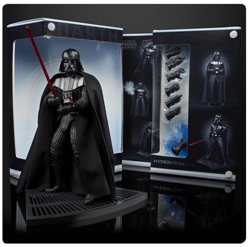 Star Wars The Black Series Darth Vader Hyperreal 8-Inch Action Figure - Exclusive