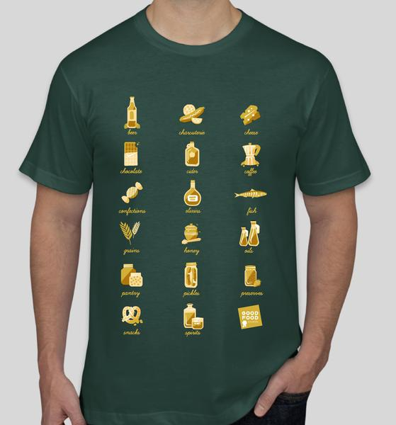 2020 Good Food Awards T-Shirt
