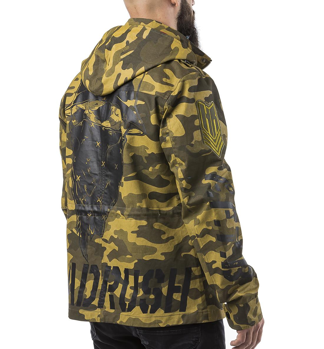 Headrush Veste