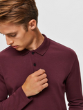 Selected - Polo Manche Longue