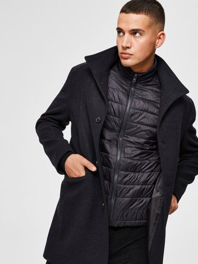 Selected Manteau homme