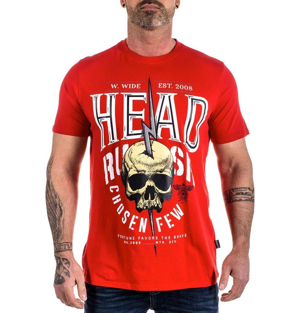 Headrush-T-shirt Homme