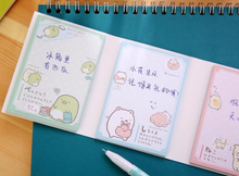 Load image into Gallery viewer, Sumikko Gurashi Sticky Notes - 4 pack