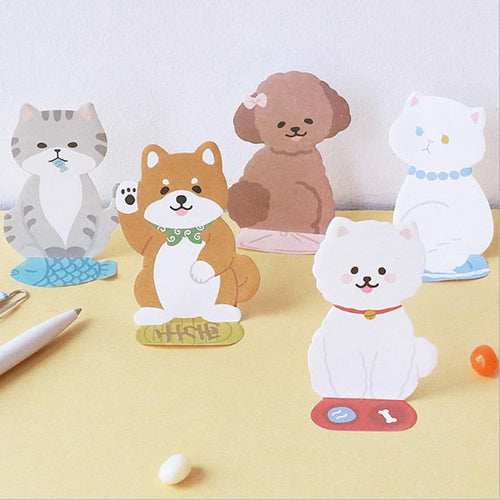 Lucky Pet Sticky Notes