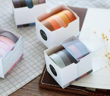 Load image into Gallery viewer, Gradient Washi Tape - 5 pack