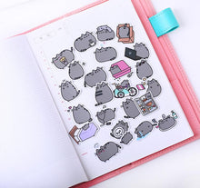 Load image into Gallery viewer, Pusheen Stickers - 39 pack