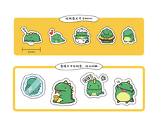 Load image into Gallery viewer, Cute Dino Stickers - 40 Pack