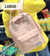 Load image into Gallery viewer, Harajuku Canvas Backpack