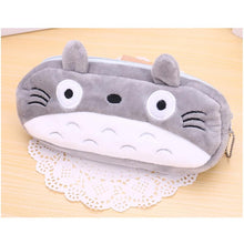 Load image into Gallery viewer, Totoro Plush Pencil Case