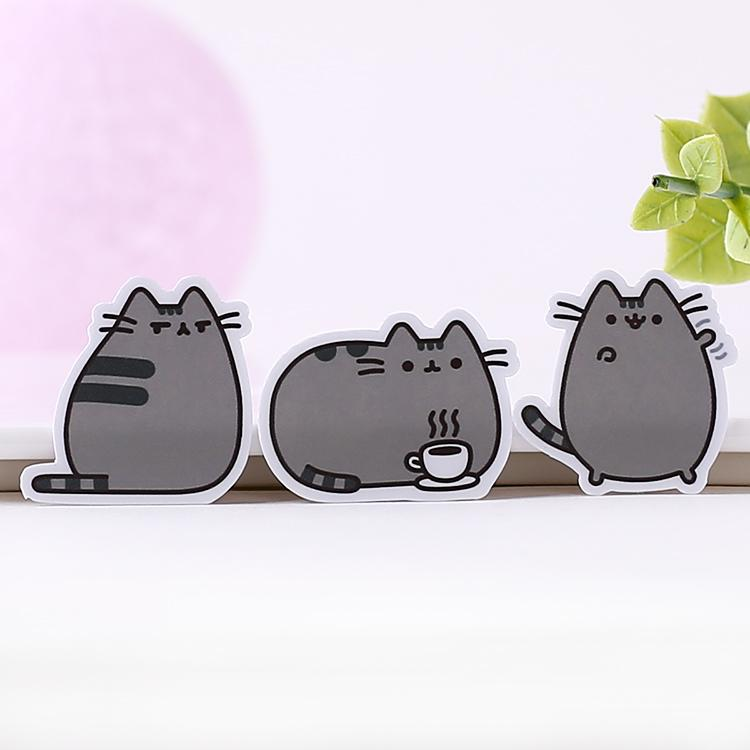 Pusheen Stickers - 39 pack