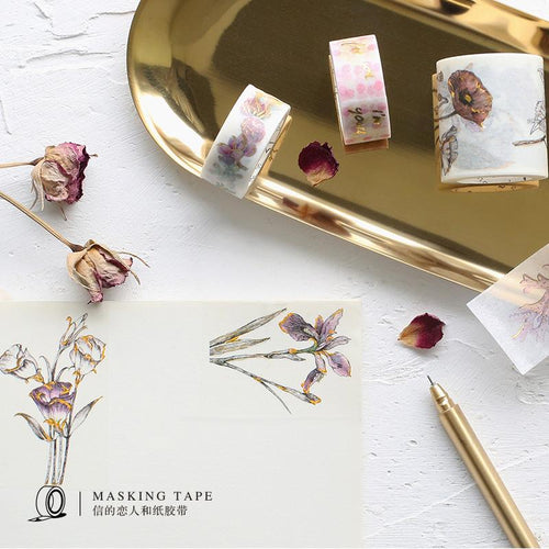 Gold Foil Luxury Washi Tape