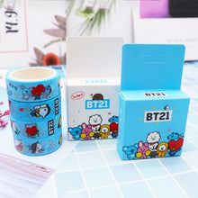 Load image into Gallery viewer, BT21 Washi Tape