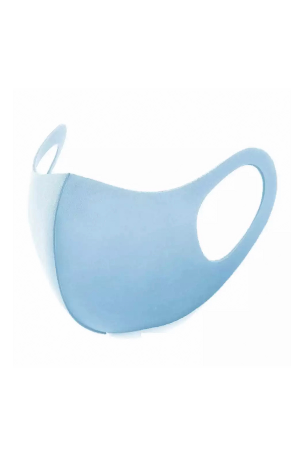 Neoprene Face Mask Blue