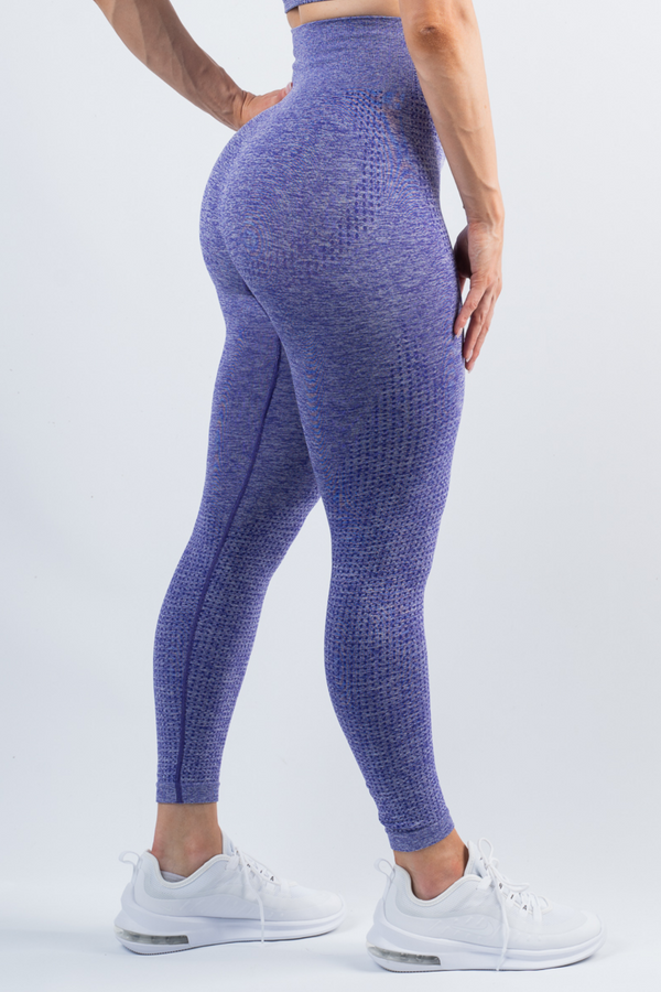 Taylor Leggings Purple - No Logo