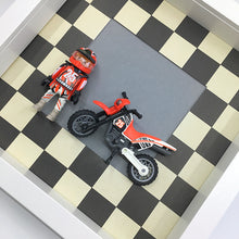 Load image into Gallery viewer, Motorbike 🏍 - by-little-b