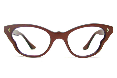 Frame France Butterfly Cateye - Red