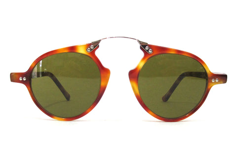 ase F. scott 001-01 sunglasses - honey tortoise