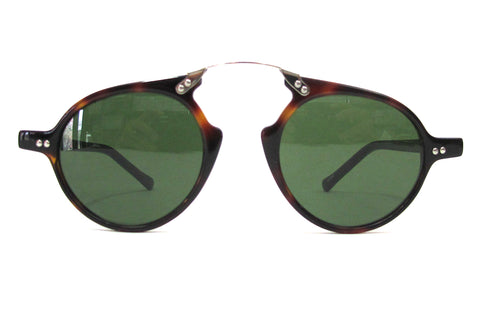ase f. scott 001-05 sunglasses - demi-amber