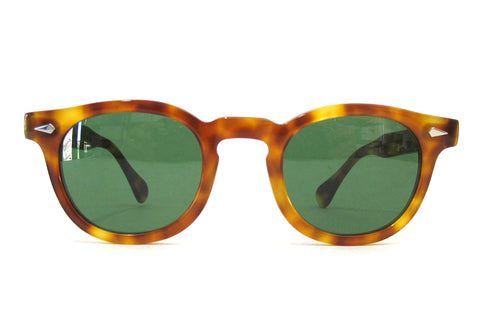 ASE Ginsberg 050-01 Sunglasses - Honey Tortoise