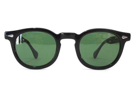 ase ginsberg 050-04 sunglasses - black