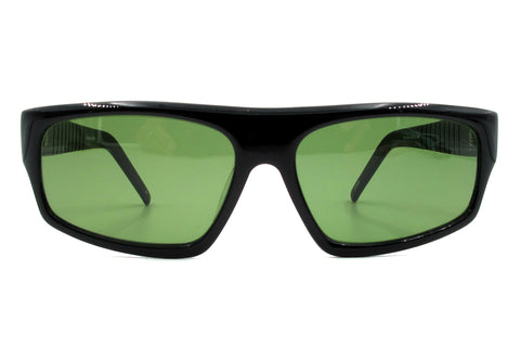 ASE Urbano sunglasses - black