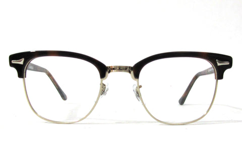 Artcraft Optical Clubman - Royal Amber