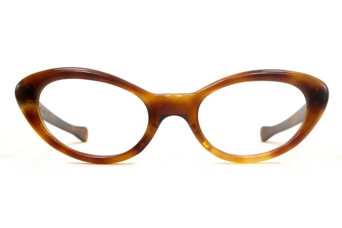 Frame France № 31300 - Honey Tortoise