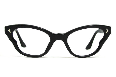 Frame France Butterfly Cateye Frames - black
