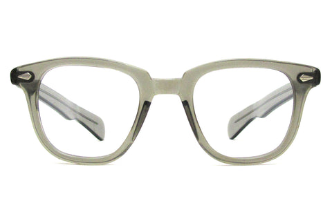 VAM Librarian Horn-Rim - Grey Smoke