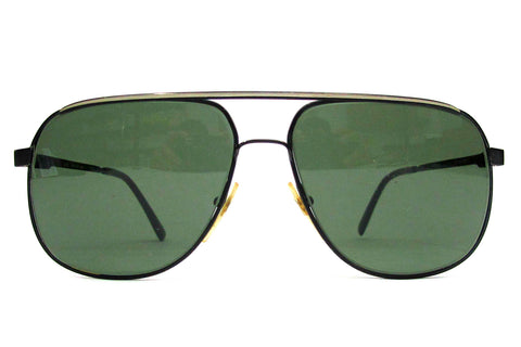 Alfa Romeo Pilot 9101 sunglasses - black