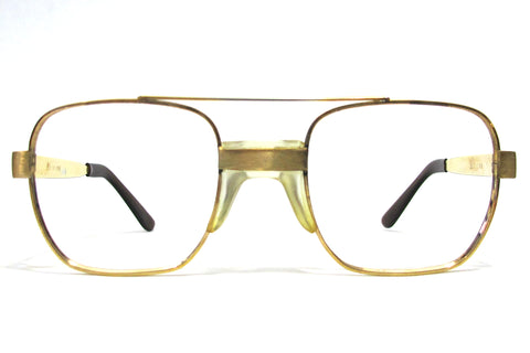 American Optical F3000A Safety Frame - Gold