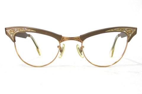 American Optical Showtime combination cateye