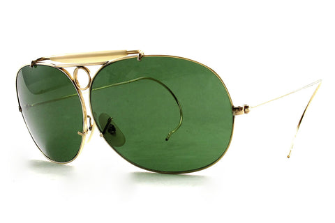 4e19449869ed76 Ray Ban Decot Shooter Aviator Sunglasses (by Bausch   Lomb)