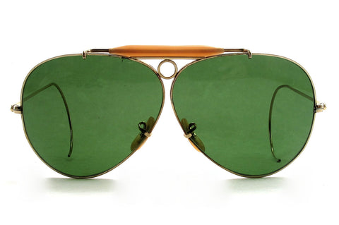fa40a83f03 Ray Ban Aviator Shooting Glasses (by Bausch   Lomb)