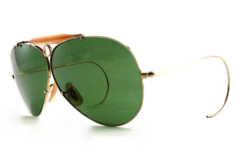 16851e22fe1 Ray Ban Aviator Shooting Glasses (by Bausch   Lomb)
