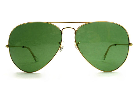 Ray Ban Aviator sunglasses - Gold (by Bausch & Lomb)