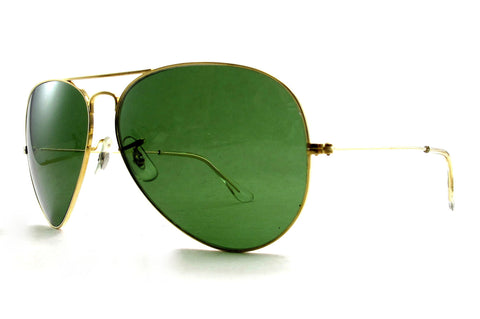 d29cb5894e Ray Ban Aviator sunglasses - Gold (by Bausch   Lomb)