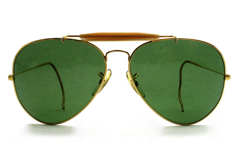 Ray Ban Outdoorsman Aviator sunglasses (by Bausch & Lomb)
